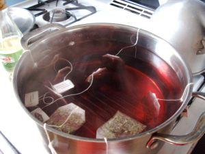 My cauldron...